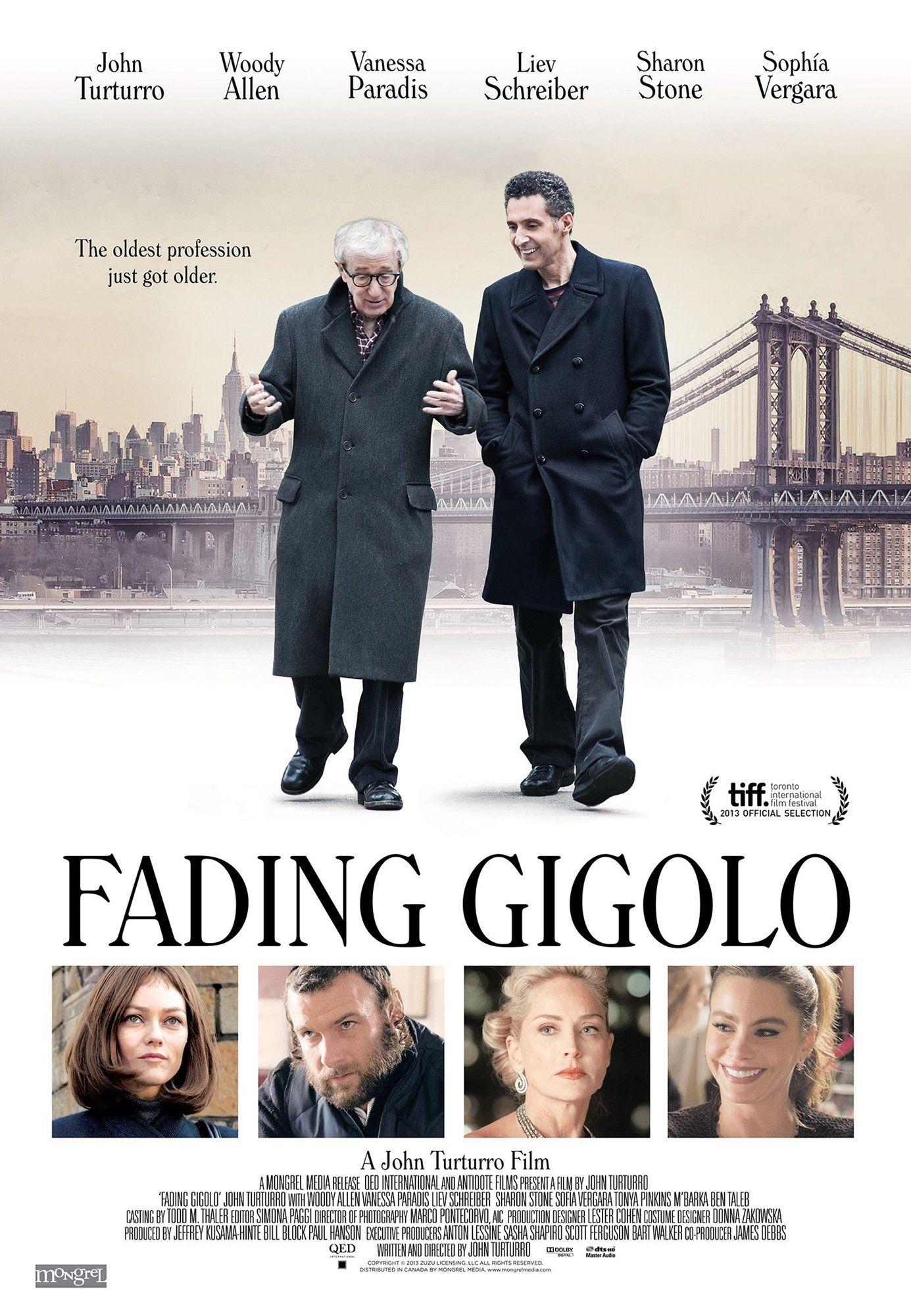 FADING GIGOLO (AMANTE A DOMICÍLIO)
