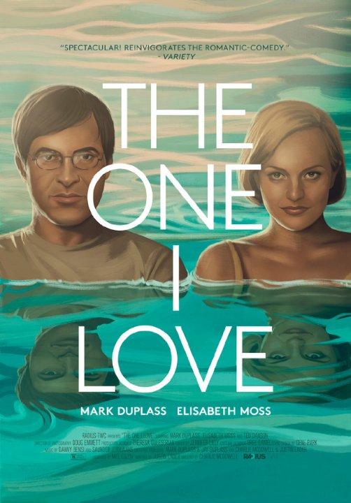 the-one-i-love-cartaz