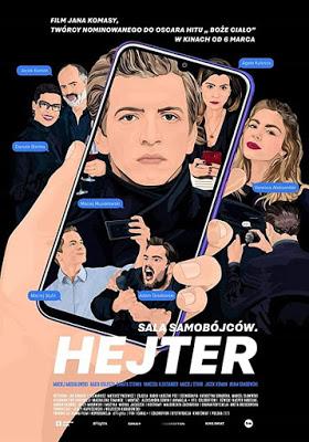 REDE DE ÓDIO (THE HATER – HEJTER)