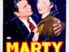 MARTY  [US 1955]  ERNEST BORGNINE, BETSY BLAIR  Belgian poster          Date: 1955